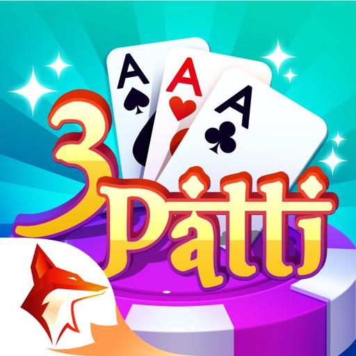 Teen Patti ZingPlay – Play with 1 hand Apk Mod latest 0.0.1