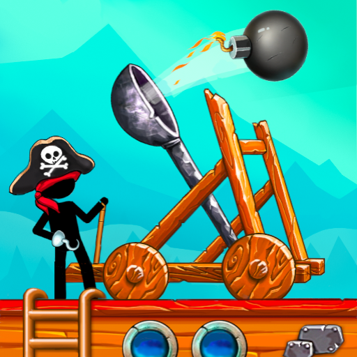 The Catapult: Castle Clash with Awesome Pirates Apk Pro Mod latest 1.3.0