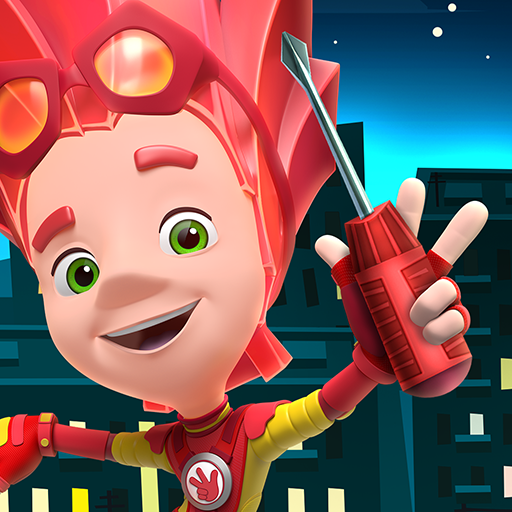The Fixies Town Games for Kids! Girl and Boy Games  Apk Mod latest 2.6.3