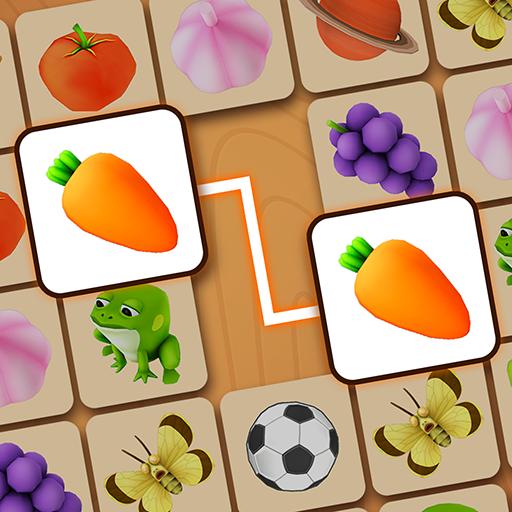 Tile Connect 3D Triple Match Puzzle Game 1.0.3 Apk Mod (unlimited money) Download latest