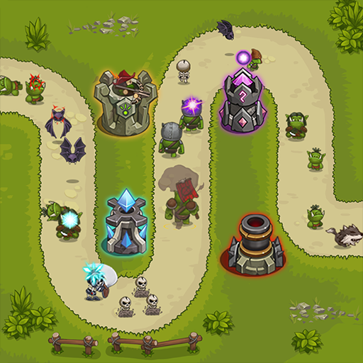 Tower Defense King   Apk Pro Mod latest 1.4.8