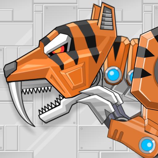 Toy Robot Rampage Smilodon War   Apk Pro Mod latest 3.6