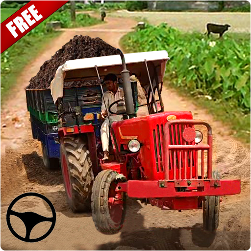 Tractor Trolley: Offroad Driving Tractor Trolley   Apk Pro Mod latest 1.5