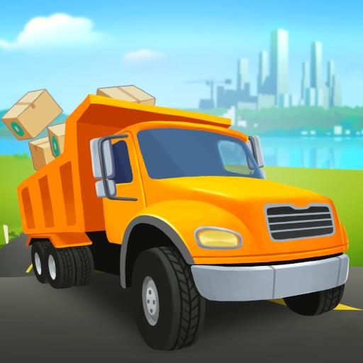 Transit King Tycoon Seaport and Trucks   Apk Pro Mod latest 4.8