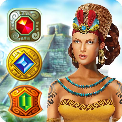 Treasure of Montezuma – 3 in a row games free   Apk Pro Mod latest 1.0.26