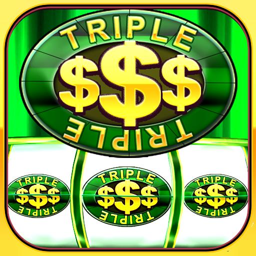 Triple Gold Dollars Slots Free  Apk Pro Mod latest