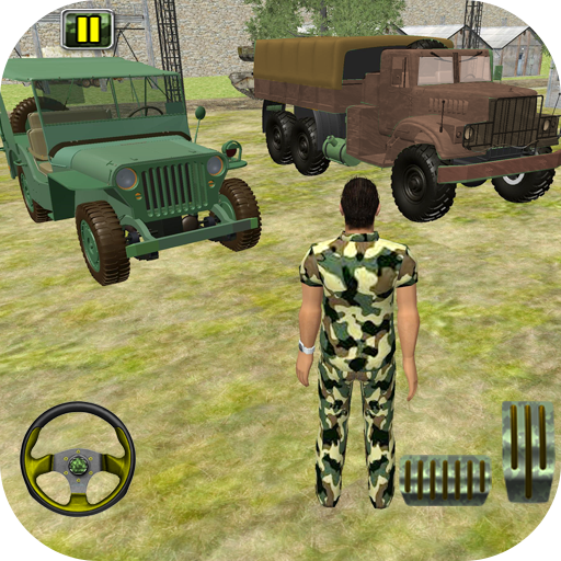 US Army Off-road Truck Driver 3D  Apk Pro Mod latest 1.1