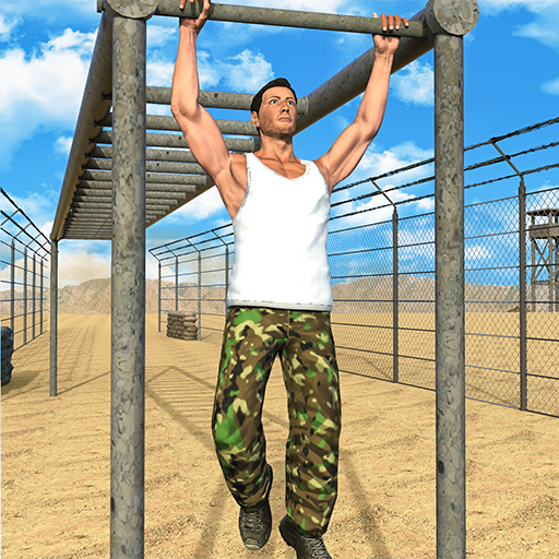 US Army Training School Game: Obstacle Course Race  Apk Mod latest 3.5.0