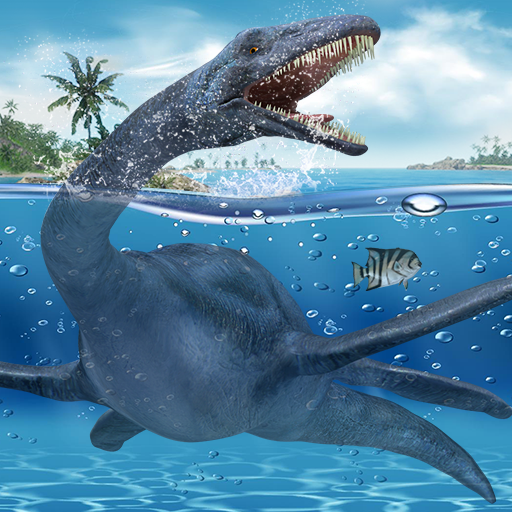 Ultimate Sea Dinosaur Monster: Water World Game   Apk Pro Mod latest 1.2