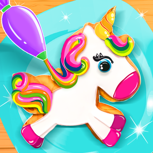 Unicorn Cookie Baker  Kitchen  Apk Pro Mod latest 1.6