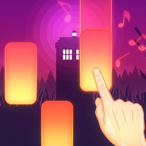 Violet music tiles 4 1.1.7 Apk Pro Mod latest