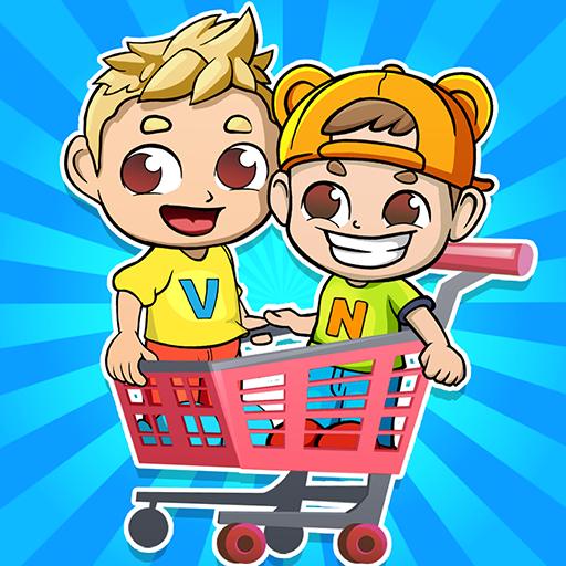 Vlad & Nikita supermarket game for Kids  Apk Pro Mod latest 1.1.0