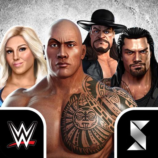WWE Champions 2021  0.513 Apk Mod (unlimited money) Download latest