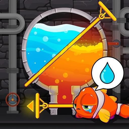Water Puzzle – Fish Rescue & Pull The Pin  Apk Mod latest 1.0.22