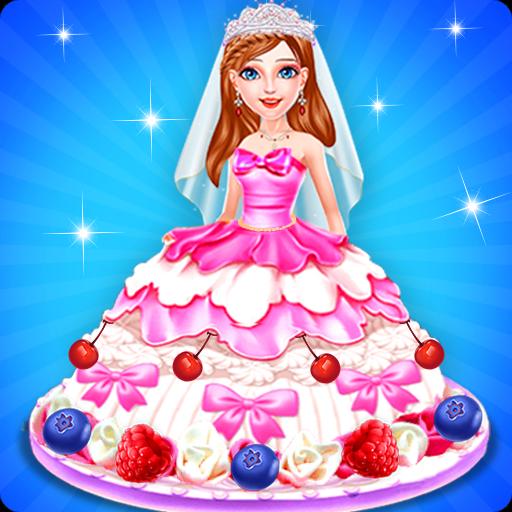 Wedding Doll Cake Decorating   Cooking Game Apk Mod latest