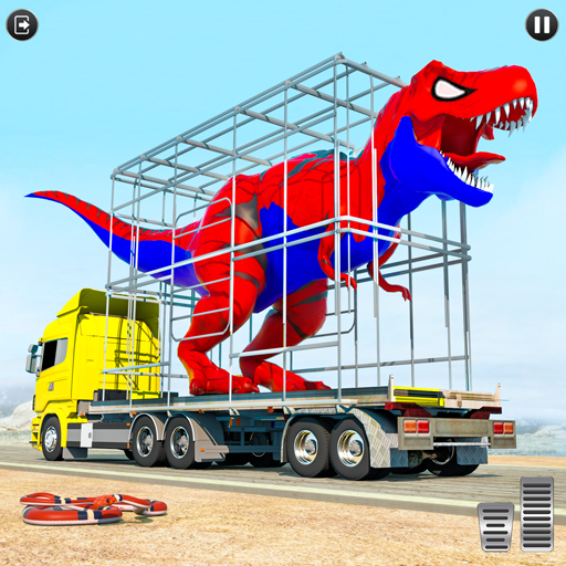 Wild Animals Transport Simulator:Animal Rescue Sim Apk Mod latest