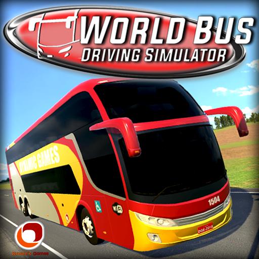 World Bus Driving Simulator 1.33 Apk Mod (unlimited money) Download latest