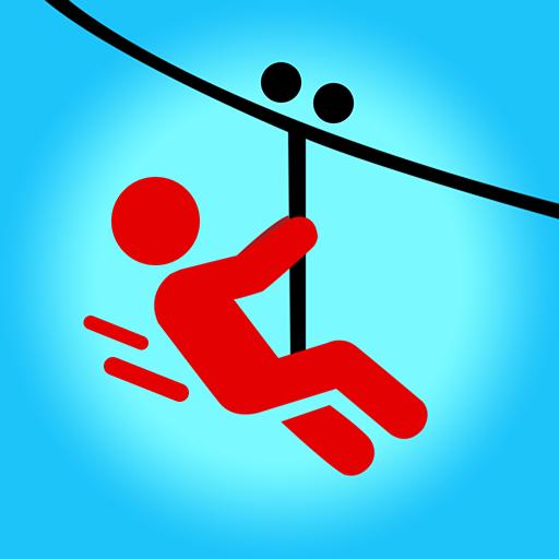 Zipline Valley – Physics Puzzle Game Apk Pro Mod latest