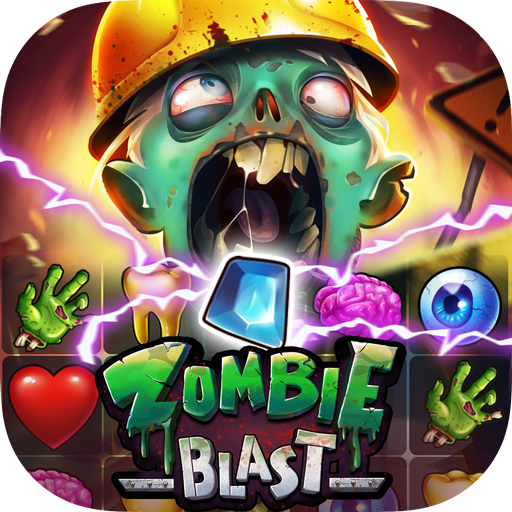 Zombie Blast Match 3 Puzzle RPG Game 2.6.13 Apk Mod (unlimited money) Download latest