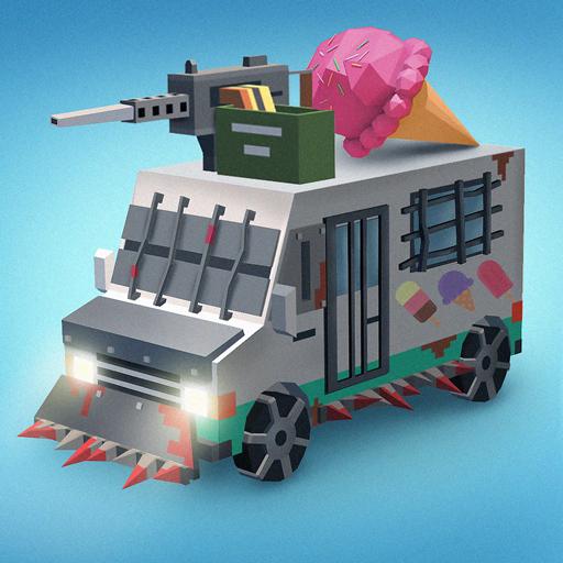 Zombie Derby: Pixel Survival  1.0.12 Apk Mod (unlimited money) Download latest