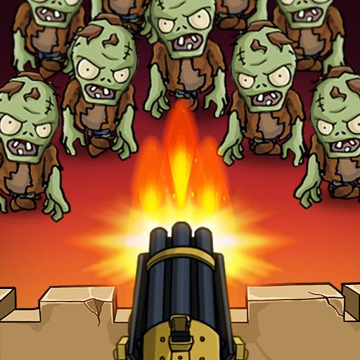 Zombie War Idle Defense Game 61 Apk Mod (unlimited money) Download latest