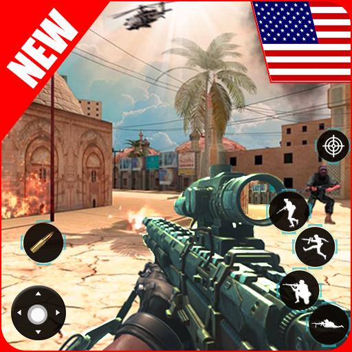 offline shooting game: free gun game 2020   Apk Pro Mod latest 1.6.1