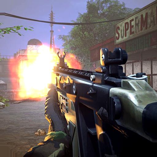 zombie shooting survive – zombie fps game Apk Mod latest 1.0.7