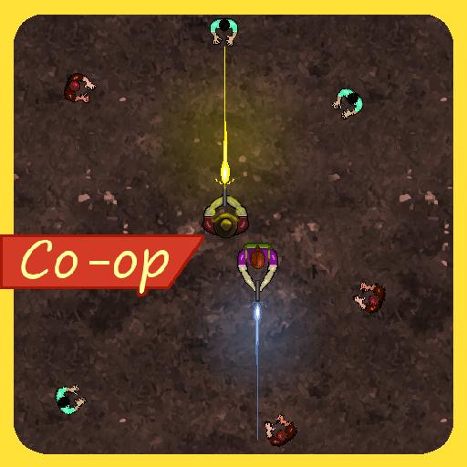 2-Player Co-op Zombie Shoot Apk Pro Mod latest 1.0.20