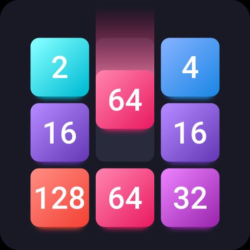 2048: Drop And Merge  Apk Pro Mod latest 1.3