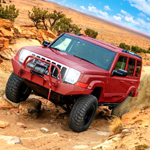 4×4 Suv Offroad extreme Jeep Game  Apk Mod latest 1.1.6