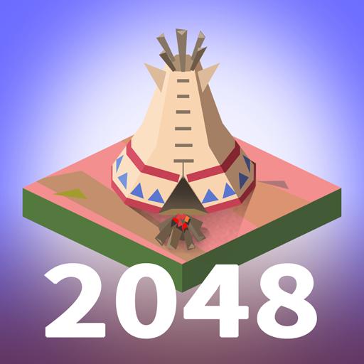 Age of City Tour : 2048 merge Apk Mod latest