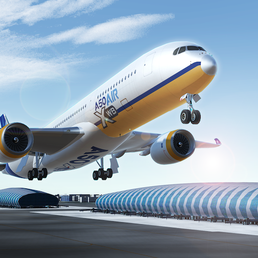 Airline Commander – A real flight experience  Apk Mod latest 1.3.8
