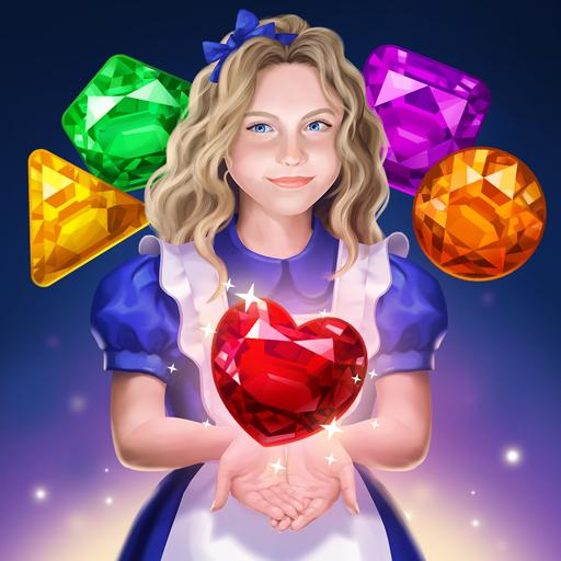 Alice in Puzzleland  Apk Mod latest  2.4.1