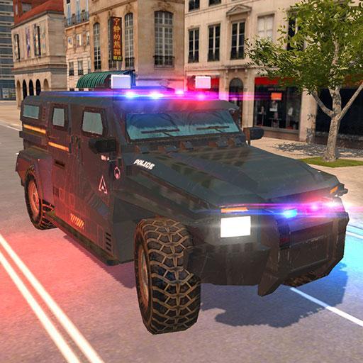 American Police Car Driving: Offline Games No Wifi  Apk Pro Mod latest 1.6