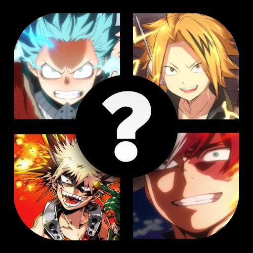 Anime Boku 4 Pics My Hero Quiz  Apk Mod latest 8.7.3z
