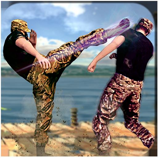 Army Battlefield Kung Fu New Fighting Games 2020 Apk Pro Mod latest 1.3