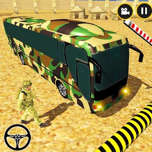 Army Bus Driving 2020 US Military Coach Bus Games  Apk Mod latest 0.1