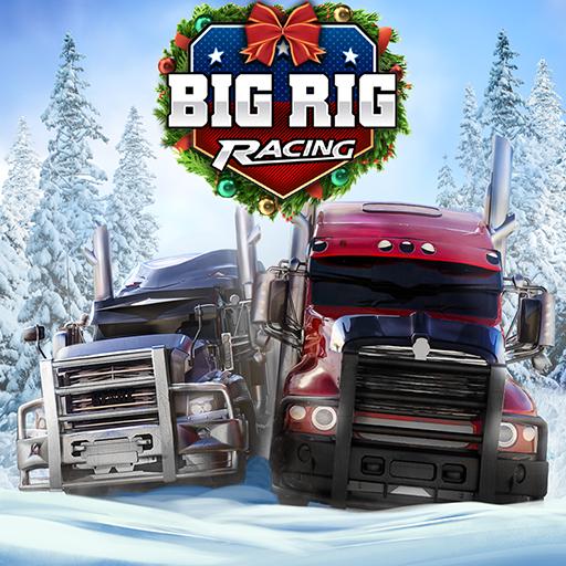 Big Rig Racing  7.0.1.204 Apk Mod (unlimited money) Download latest