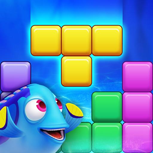 Block Puzzle Fish – Free Puzzle Games  1.0.15 Apk Mod (unlimited money) Download latest