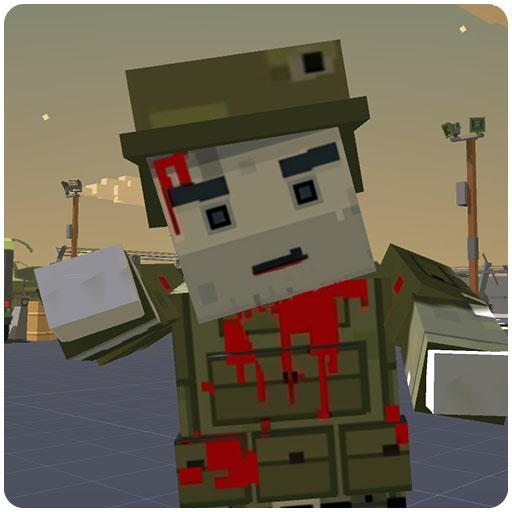Blocky Zombie Survival 2 Apk Mod latest 1.66