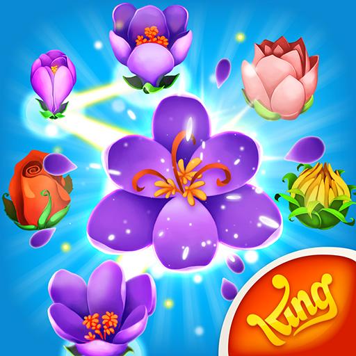 Blossom Blast Saga Apk Pro Mod latest 100.7.2