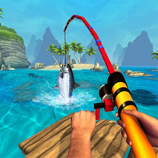 Boat Fishing Simulator: Salmon Wild Fish Hunting  Apk Mod latest  1.7