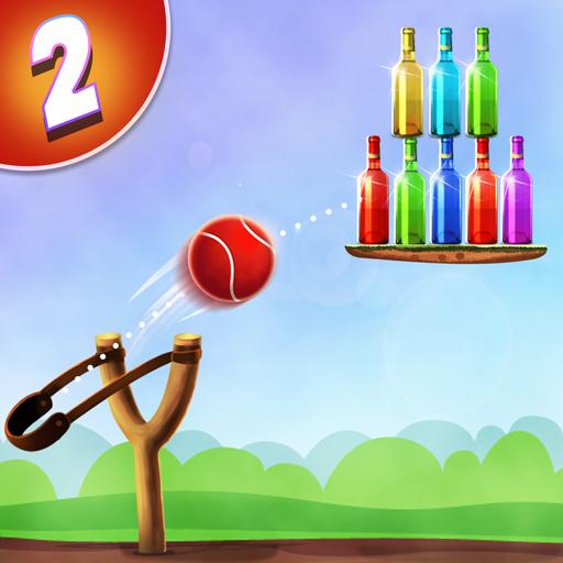 Bottle Shooting Game 2  1.0.9 Apk Mod (unlimited money) Download latest