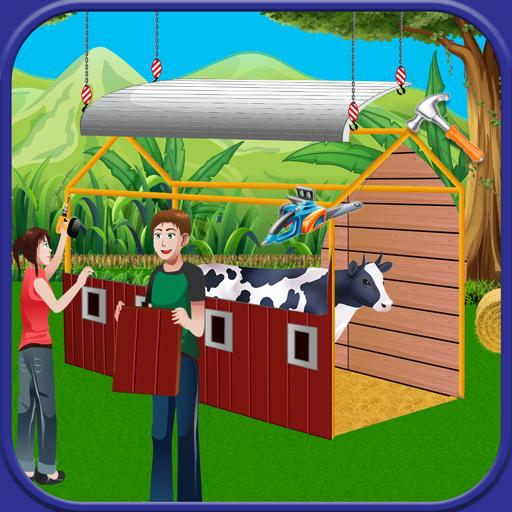 Build A Village Farmhouse Construction Simulator 1.1.0 Apk Mod (unlimited money) Download latest