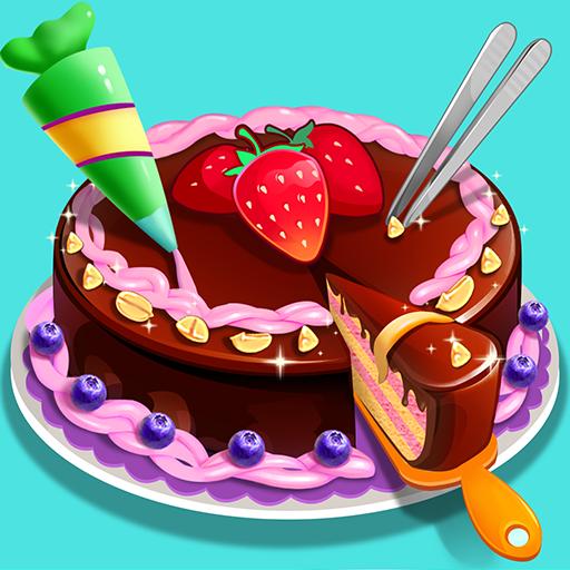 🤤🍰 Cake Shop – Bake & Decorate Boutique 3.9.5052 Apk Mod (unlimited money) Download latest