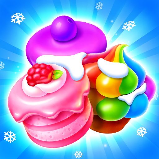 Cake Smash Mania Swap and Match 3 Puzzle Game 3.3.5051 Apk Mod (unlimited money) Download latest