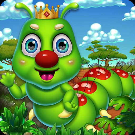 Candy Bugs Paradise Apk Mod latest 2.11.2016