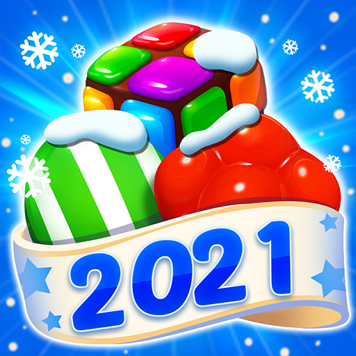 Candy Witch Match 3 Puzzle Free Games  16.8.5039 Apk Mod (unlimited money) Download latest
