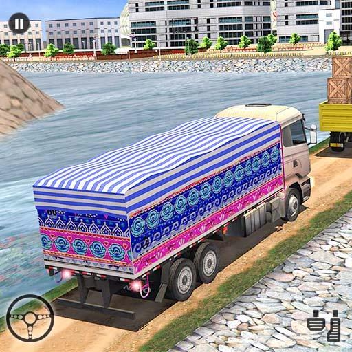 Cargo Indian Truck 3D – New Truck Games Apk Pro Mod latest 1.18