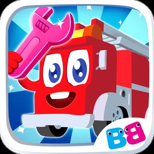 Cars for kids – Car sounds – Car builder & factory Apk Mod latest 1.3.4